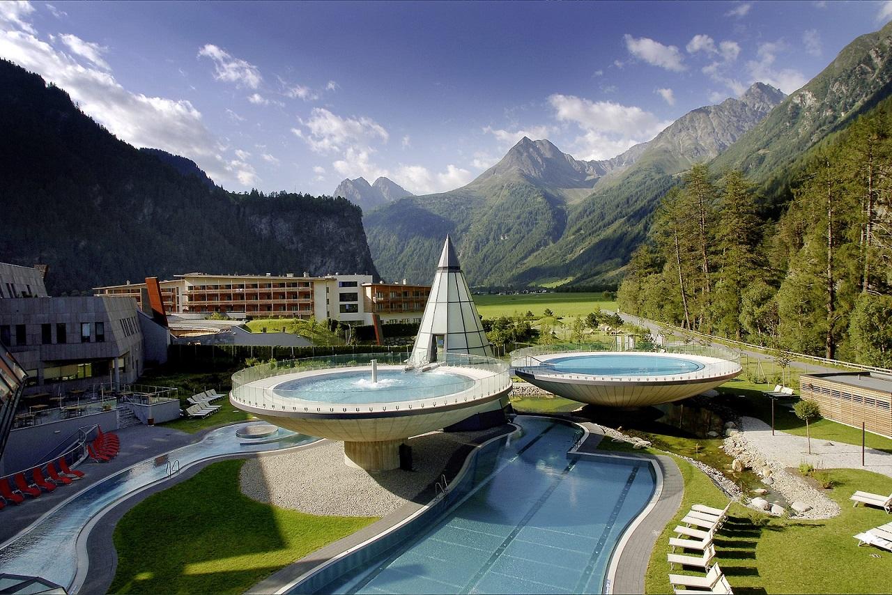 Benessere. L'Aquadome in Austria: terme, SPA, relax e scenari unici