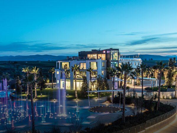 san barbato resort
