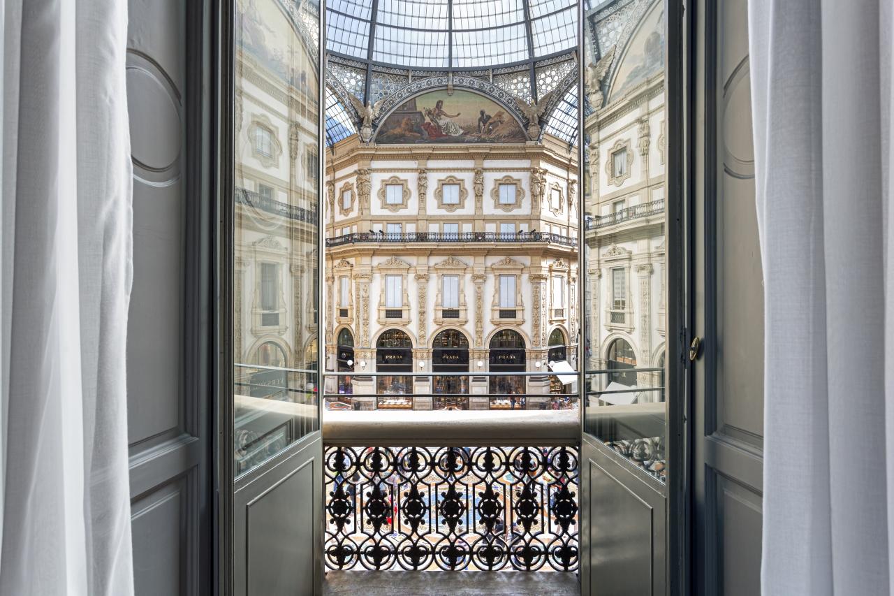 Apre 'Galleria Vik' all'interno della Galleria Vittorio Emanuele II a Milano