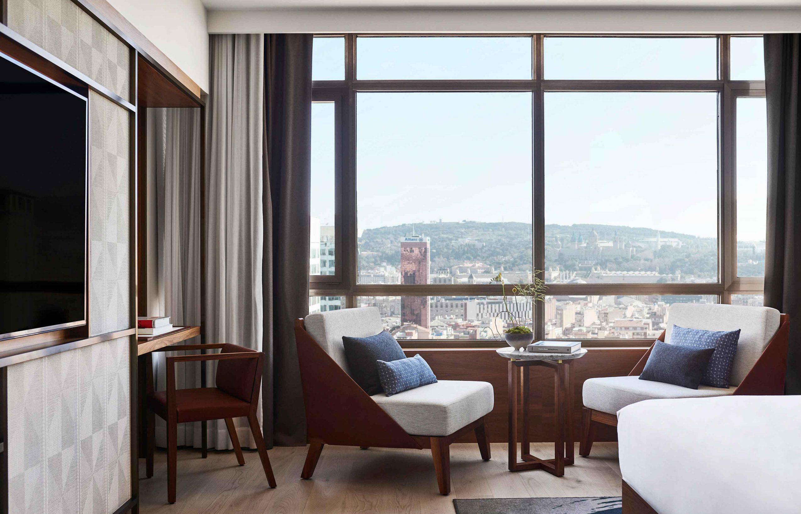 Per il Nobu Hotel Barcelona apertura a settembre nella capitale catalana