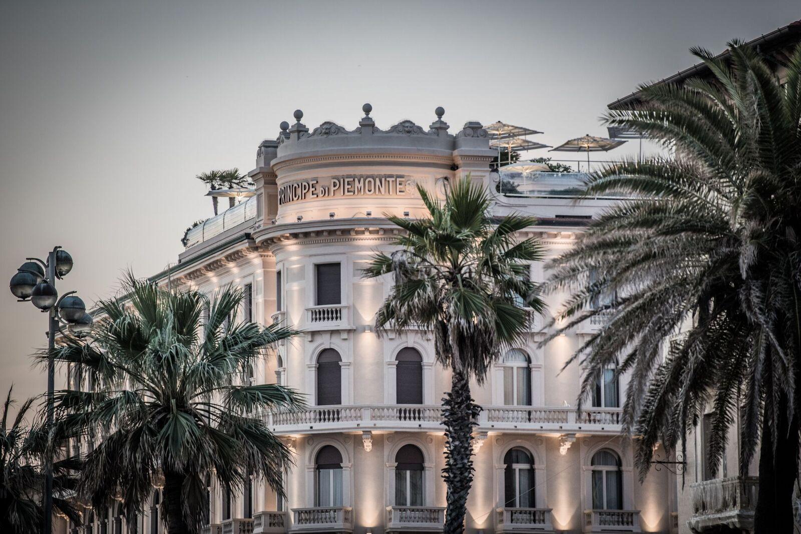 Il Grand Hotel Principe di Piemonte di Viareggio entra nel firmamento di Virtuoso
