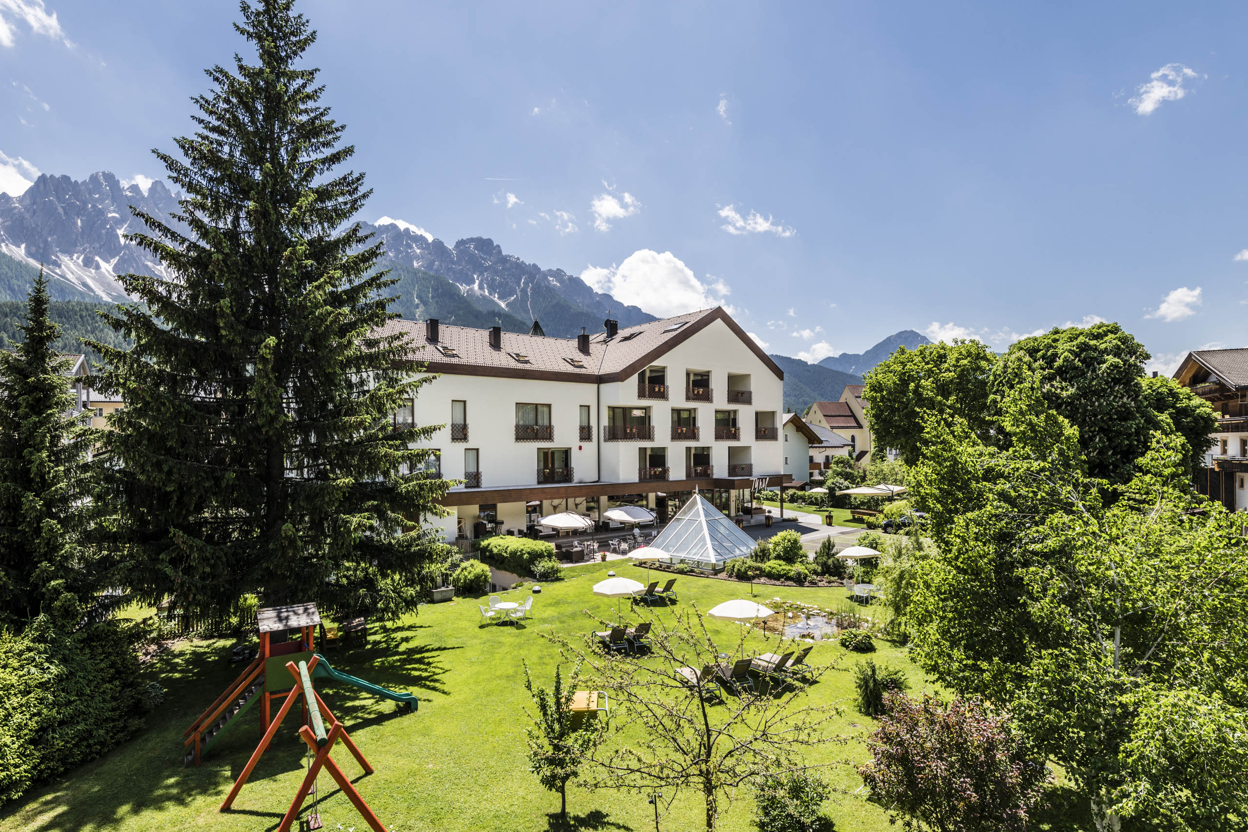 Lo Sporthotel Tyrol di San Candido festeggia il suo 50º compleanno