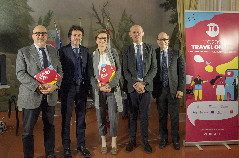 Tutto pronto a Firenze per l'inaugurazione di BTO 2020 – Buy Tourism Online