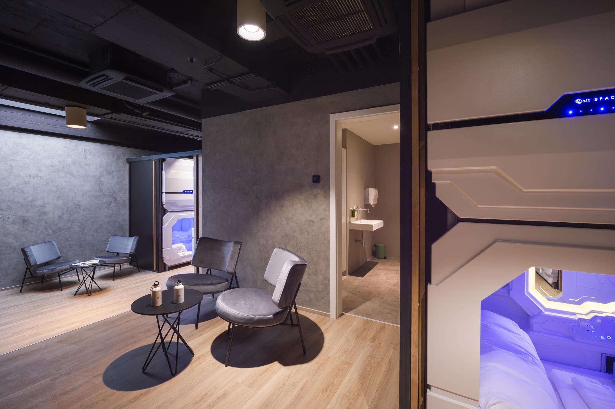 A Lubiana apre l'albergo del futuro del gruppo Union Hotels