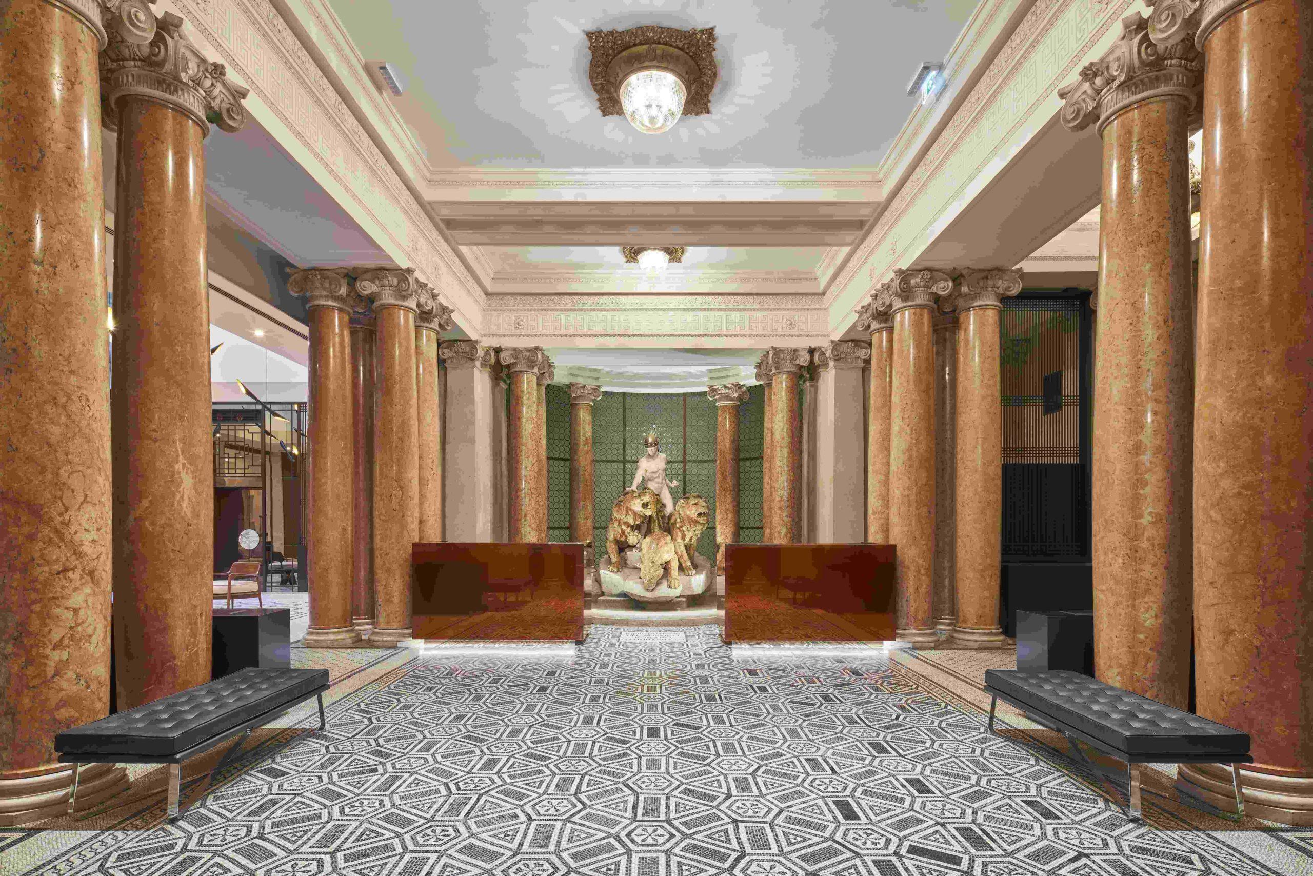 L'unione tra stile classico e design moderno porta la firma di Tinosana