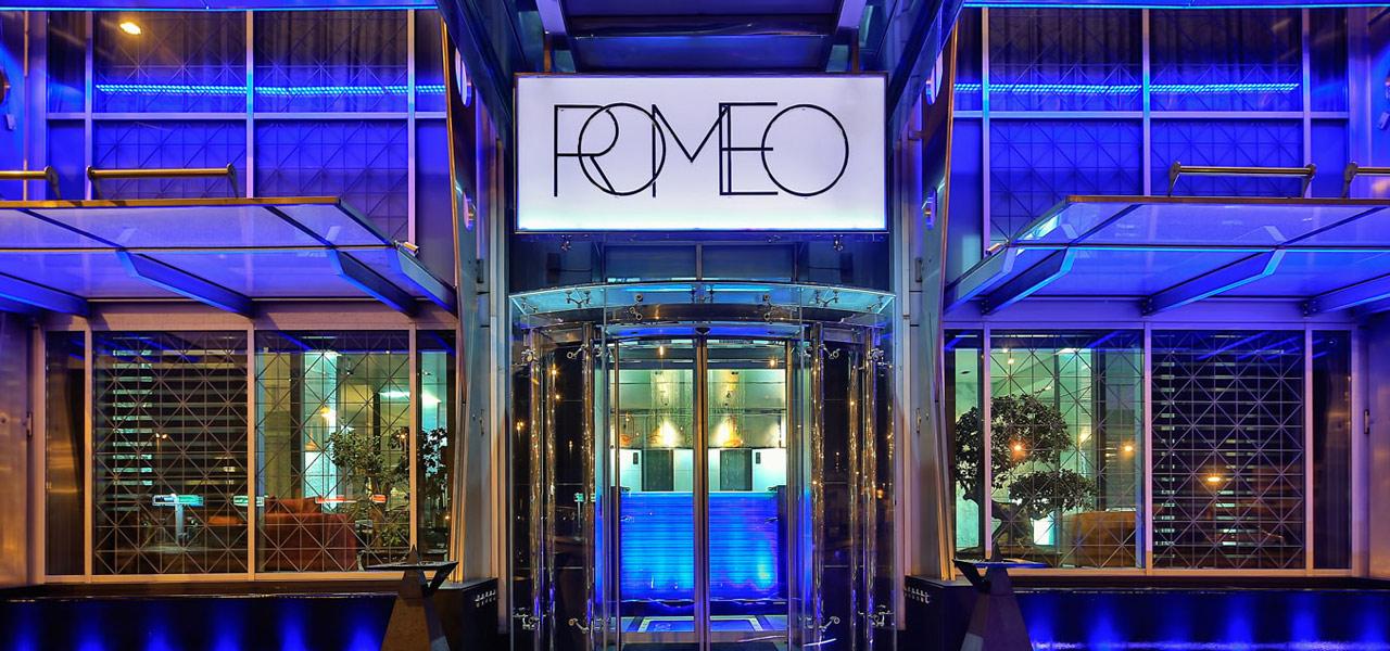 A Napoli il Romeo Hotel, il 5 stelle di design più artistico del sud Italia