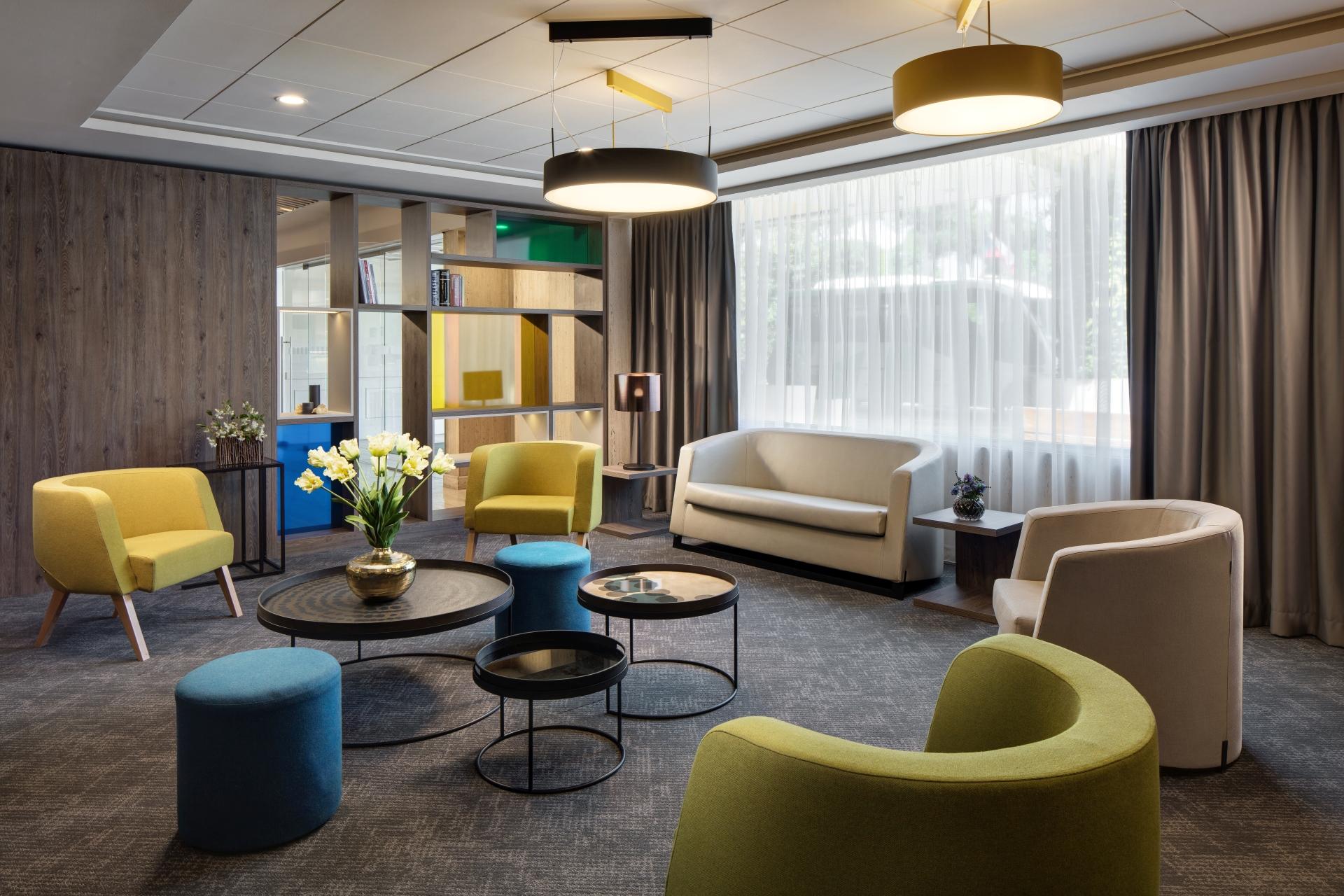 Open Lobby, la nuova formula di accoglienza dell'Holiday Inn Rome
