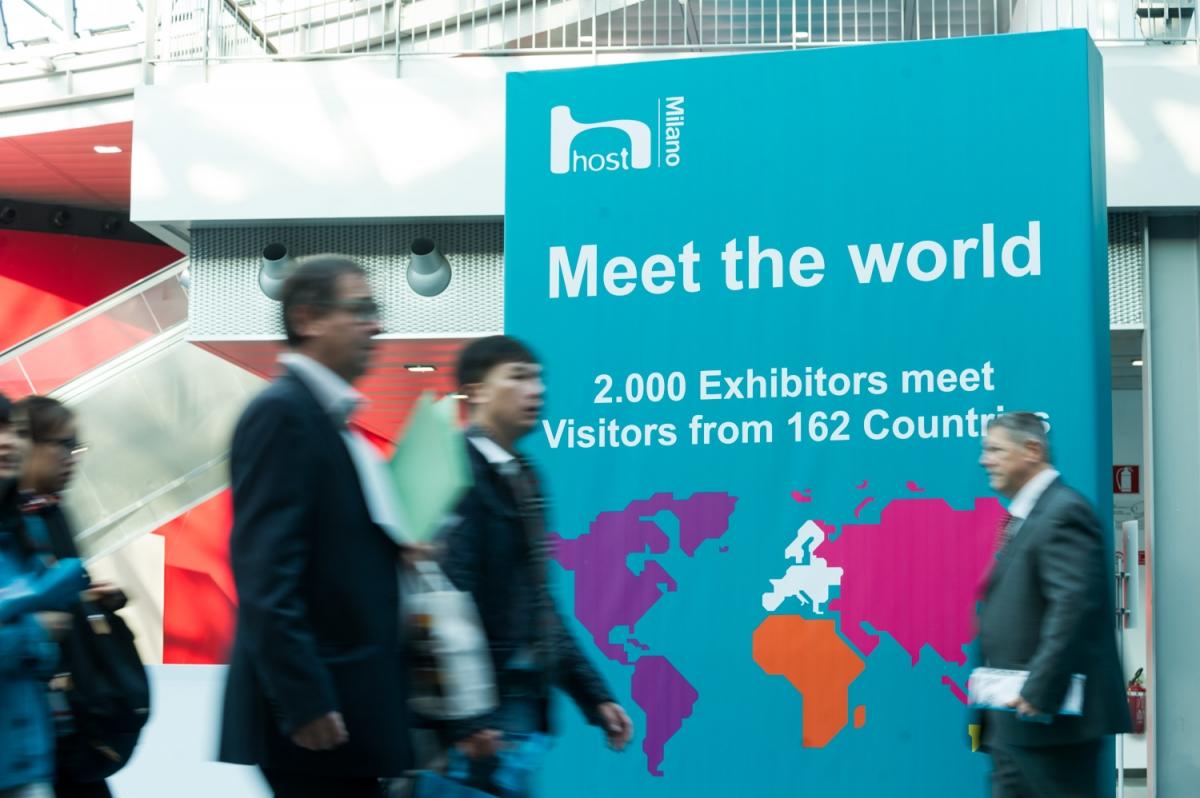 Fiere. A HostMilano il boom mondiale dell'Ho.Re.Ca: innovazione e tendenze
