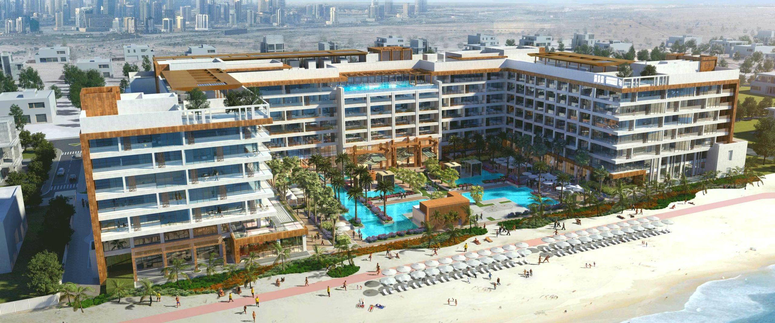 Aprirà all'inizio del 2019 il lussuoso Mandarin Oriental Jumeira, Dubai