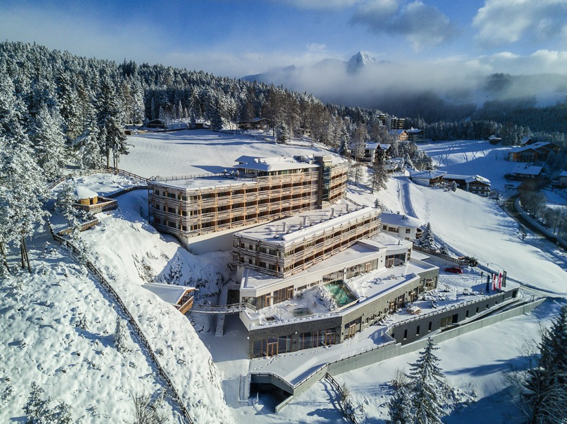 A Seefeld il Nidum Casual Luxury: relax ma lusso informale