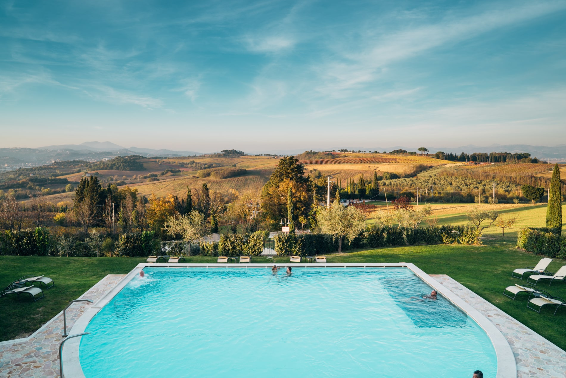 Cinque stelle per il nuovo Borgobrufa Spa Resort