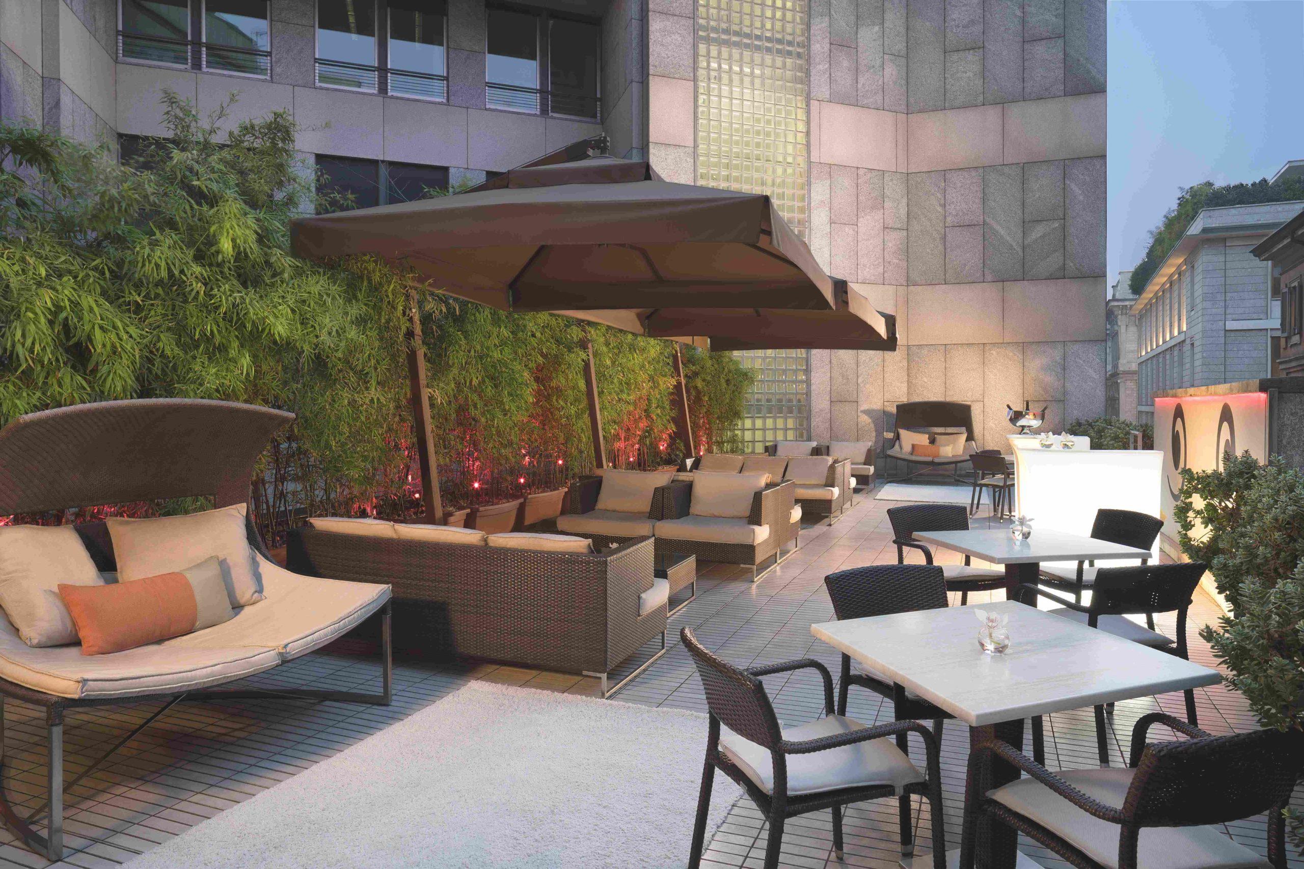 La Terrazza Aria accoglie al meglio i clienti per affrontare l'autunno in città