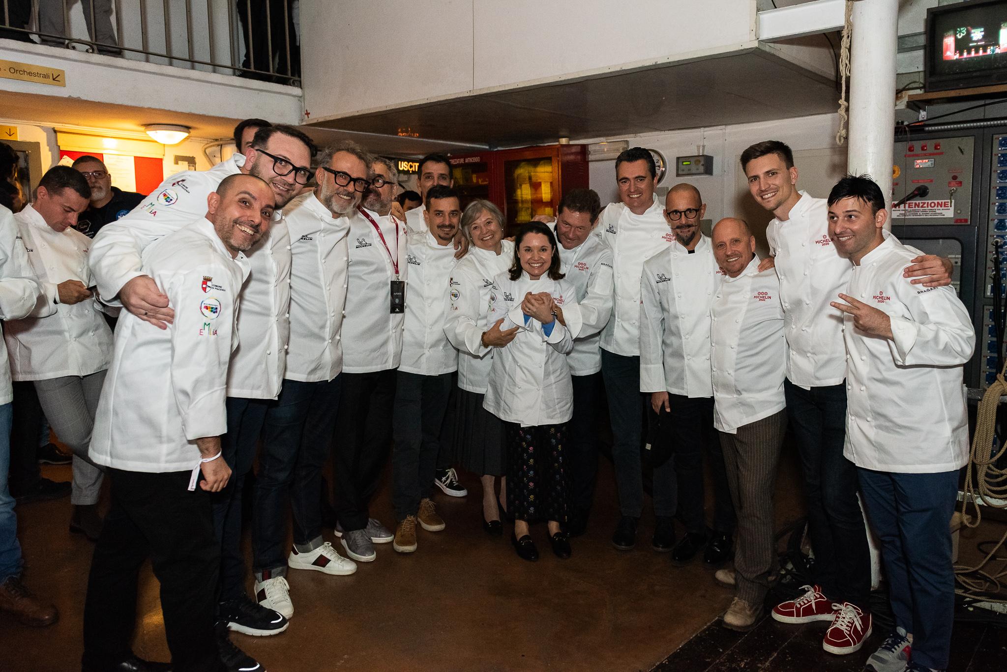 Guida Michelin 2020. Tutte le stelle dei migliori ristoranti in Italia