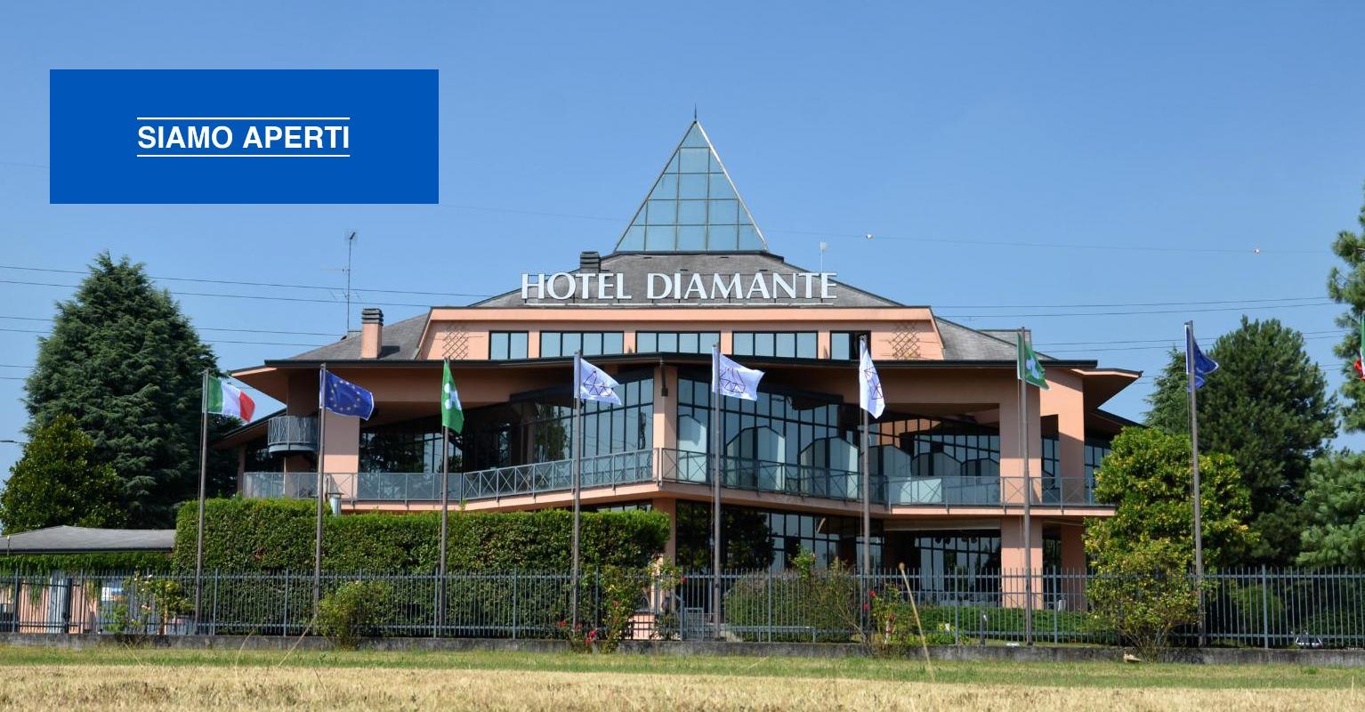 A Milano apre l'hotel Michelangelo per le quarantene, il Diamante per medici e ospedalieri