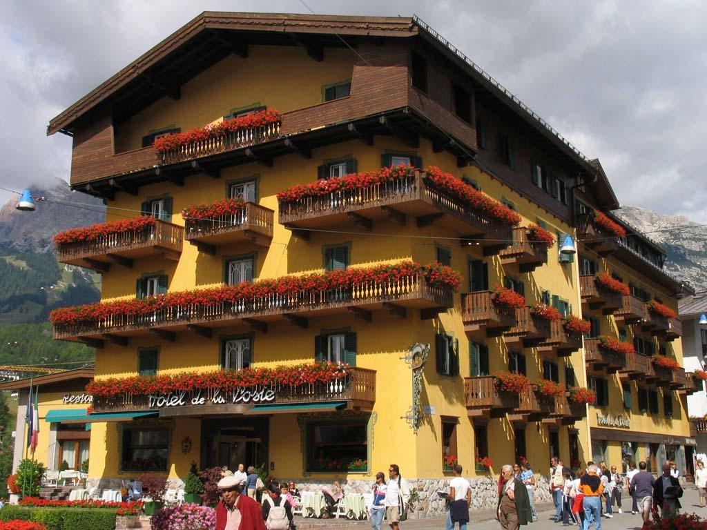 l'Hotel de la Poste di Cortina ha citato per danni il Ministero Sanità della Repubblica Popolare Cinese