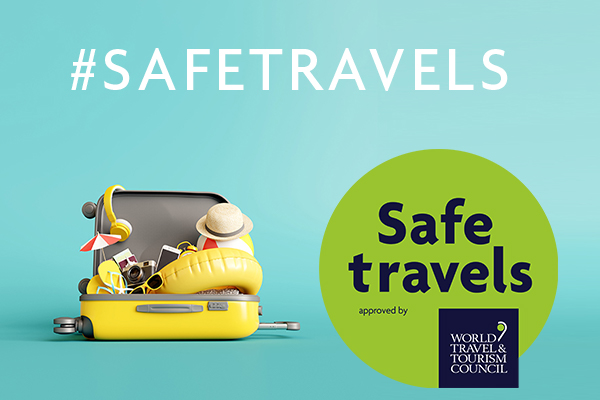 """Il WTTC lancia il 1° marchio di sicurezza globale per riconoscere i protocolli """"Viaggi sicuri"""" nel mondo"""