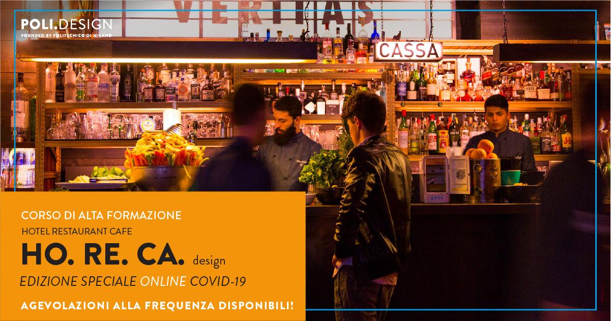 Ho.Re.Ca. Design speciale Covid-19 | Hotel Restaurant Café – POLI.design