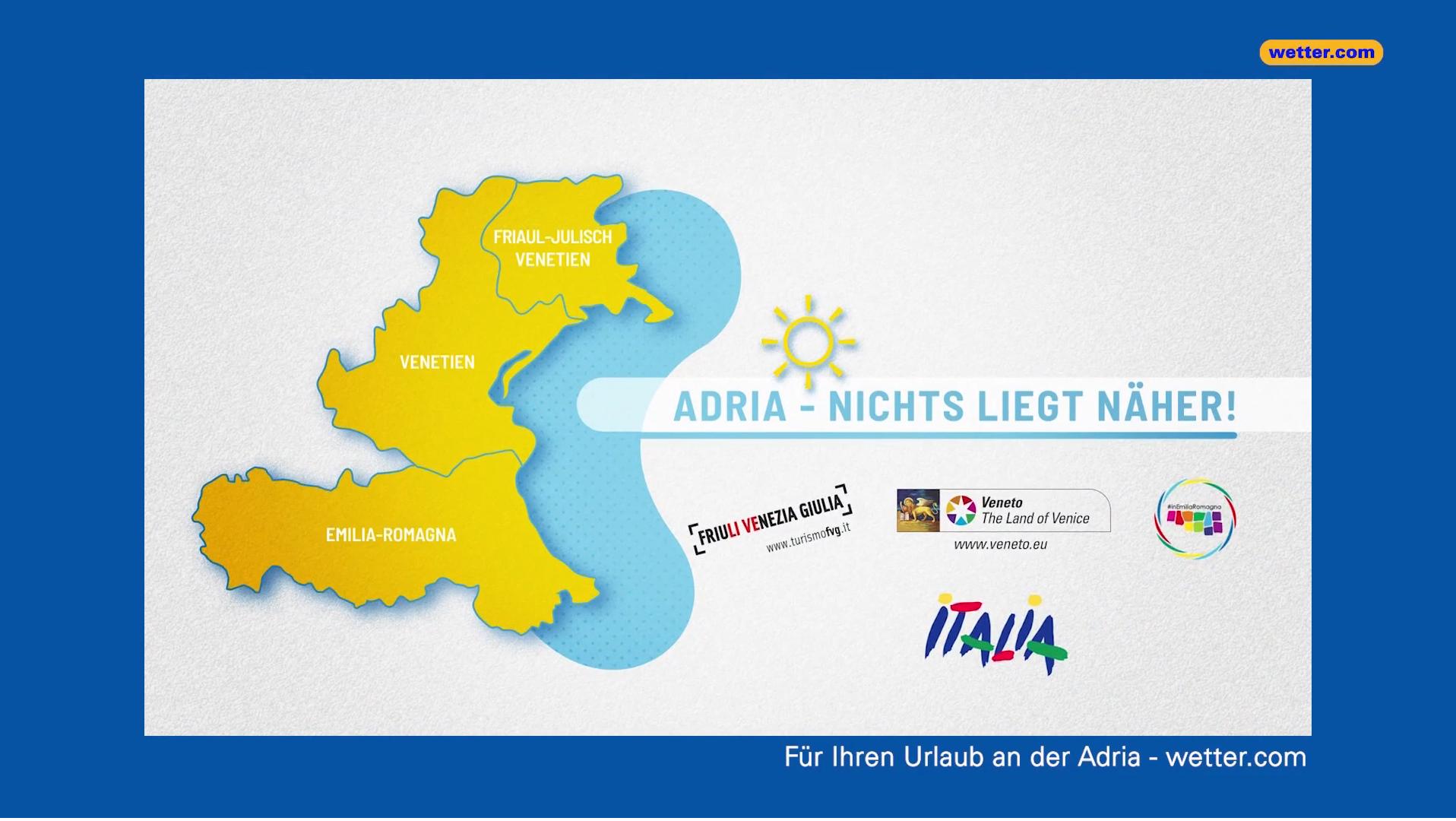 Emilia-Romagna, Veneto e Friuli-Venezia Giulia unite promuovono in Germania la vacanza in Adriatico