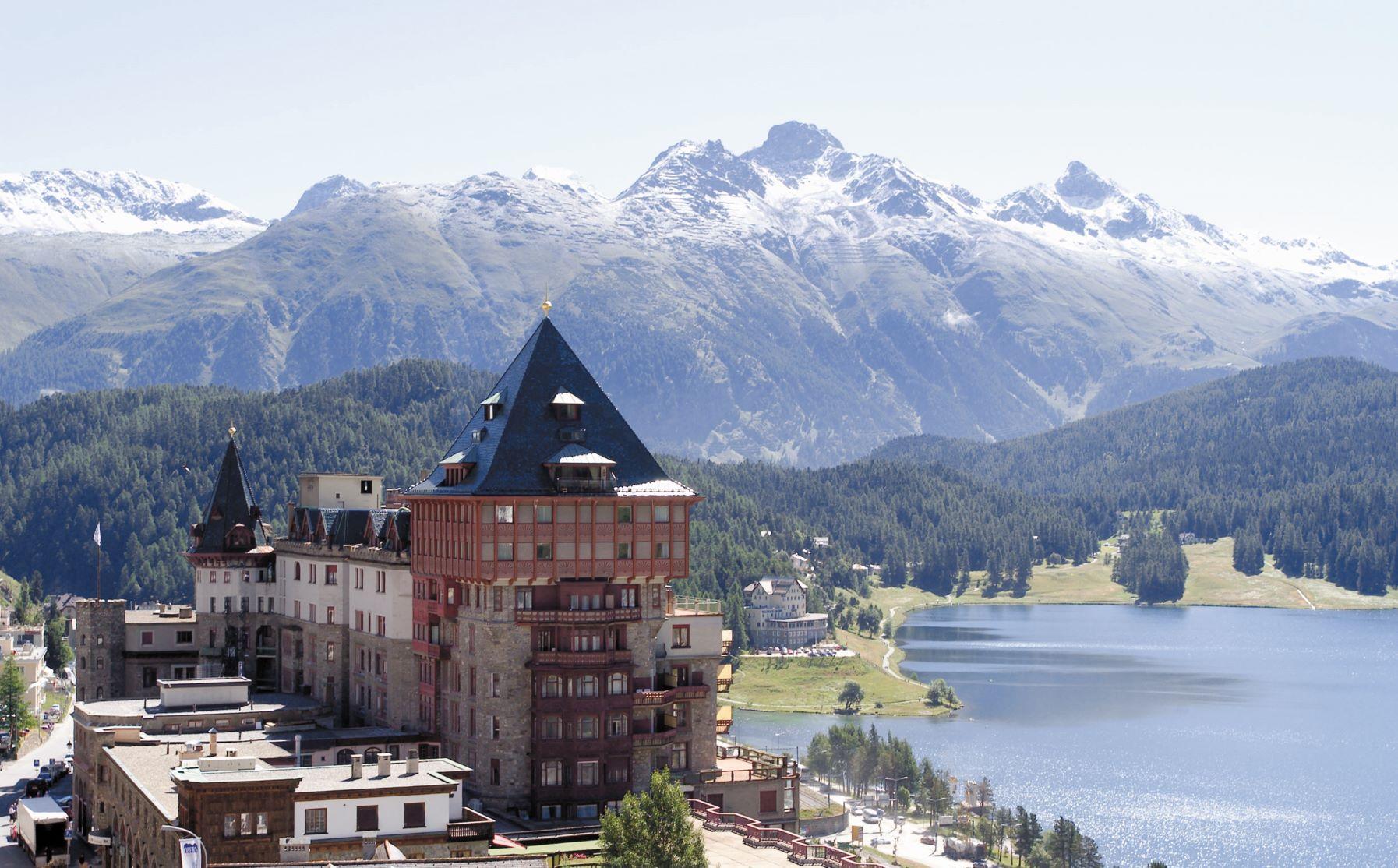 Il Badrutt's Palace Hotel di St. Moritz votato come uno dei migliori hotel al mondo