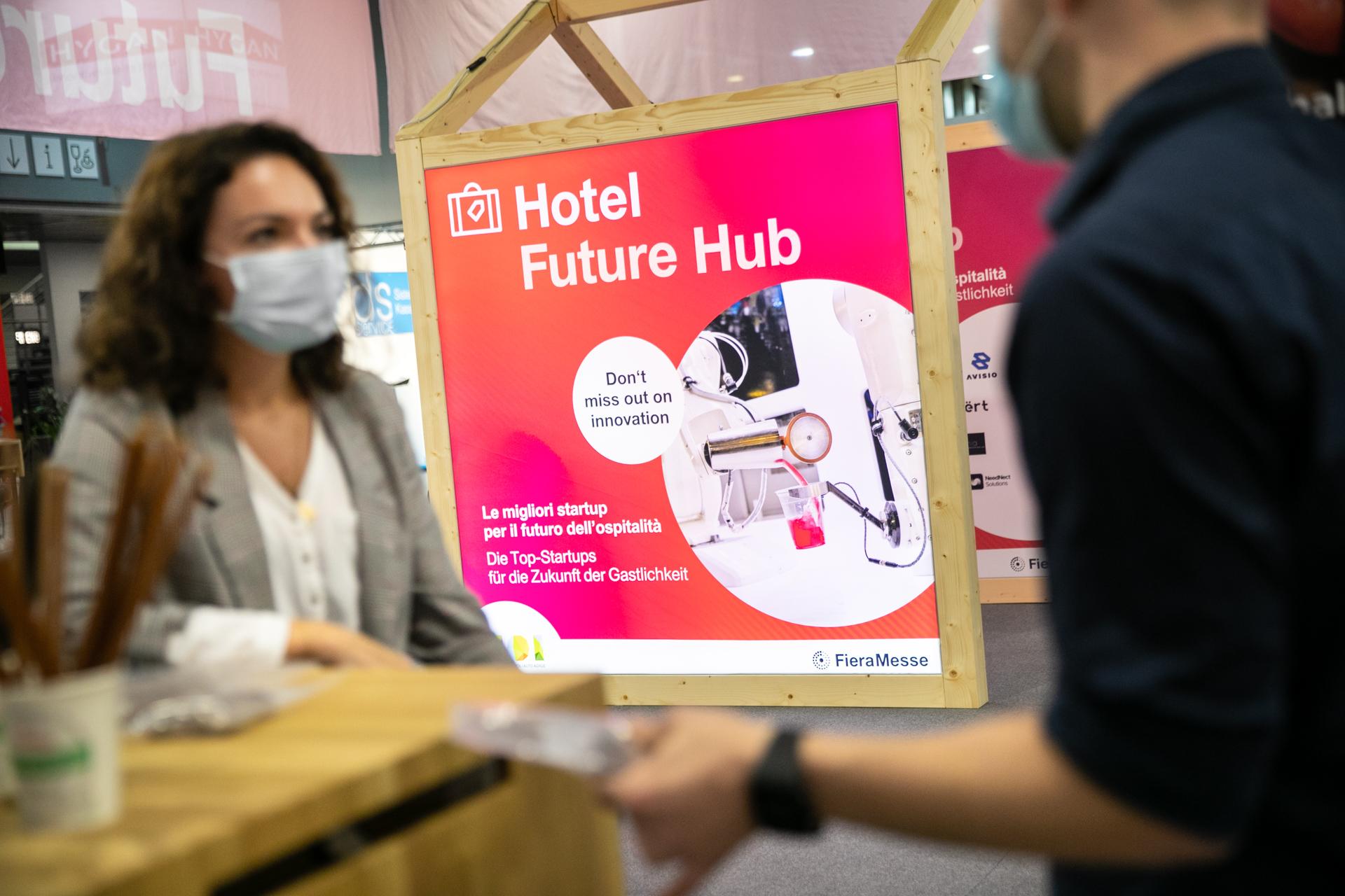 Aperta 'Hotel' a Fiera Bolzano con 360 aziende tra cui 70 nuovi espositori