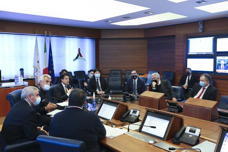 Nuove misure economiche: via libera al dl Ristori Ter e a scostamento di bilancio