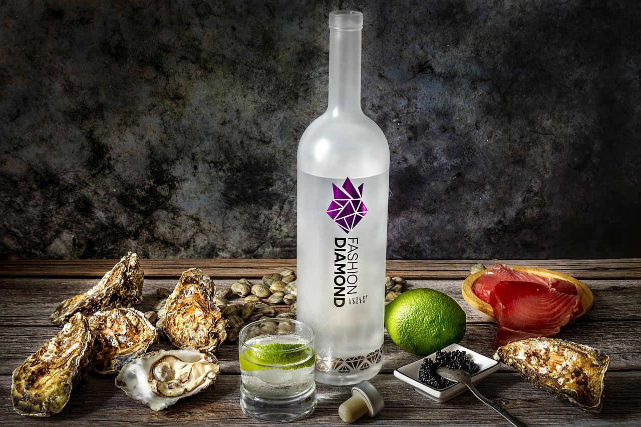 Distillati. Fashion Diamond: la luxury vodka italiana unica al mondo