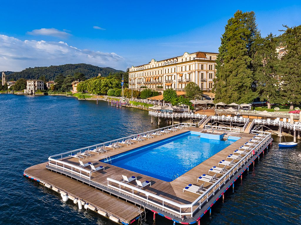 L'AD Danilo Zucchetti di Villa d'Este nominato 'Independent Hotelier of the World'