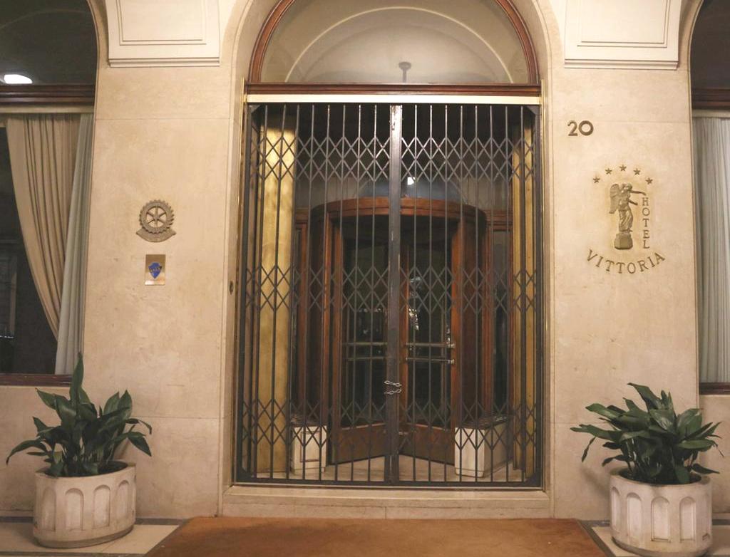 L'ISTAT certifica il crollo del fatturato delle imprese alberghiere