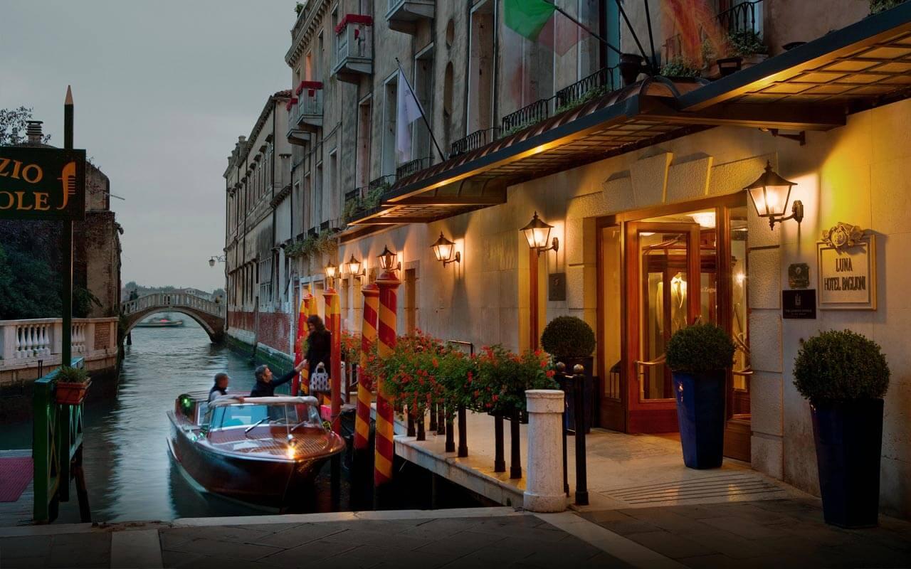 Reuben Brothers rileva lo storico Baglioni Hotel Luna di Venezia
