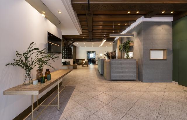 Un 'hotel botanico' in Trentino, ritrutturato da The Studio, ideale in tempi di Covid