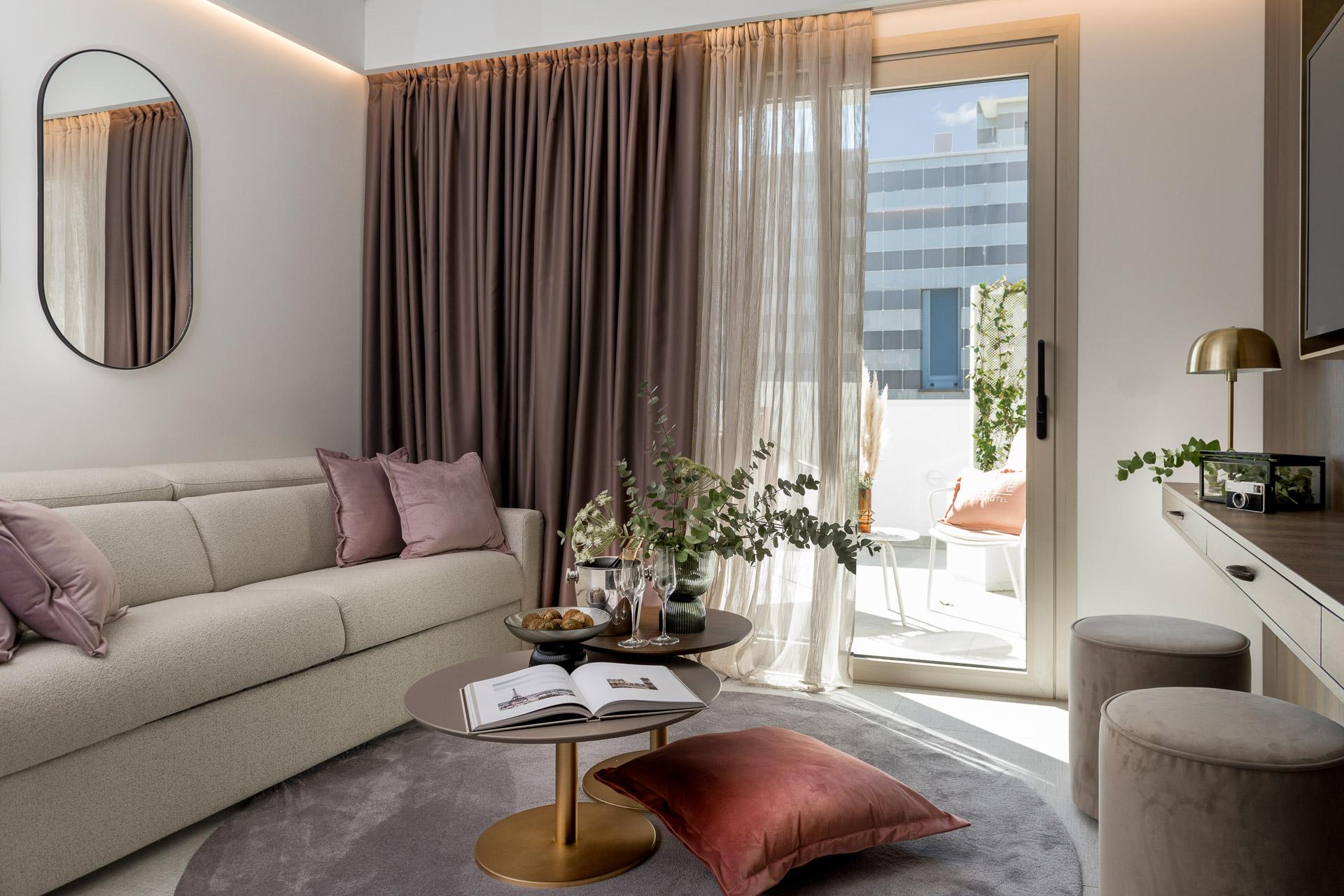 Riccione dà il benvenuto ad un nuovo luxury, il We.Me Suite Hotel
