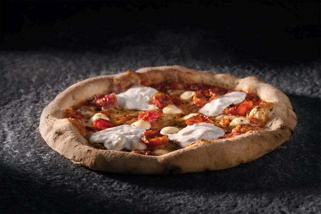 Con Re Pomodoro in hotel come in pizzeria