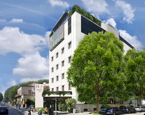 Sognare una nuova Milano: con Wip è nato l'Hotel Morfeo