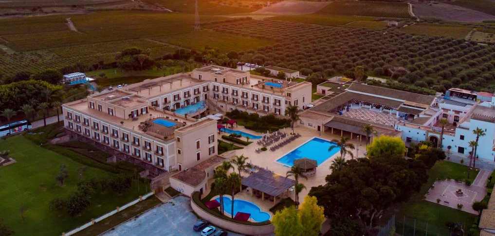 In affitto il Giardino di Costanza Resort, due strutture a Mazara del Vallo