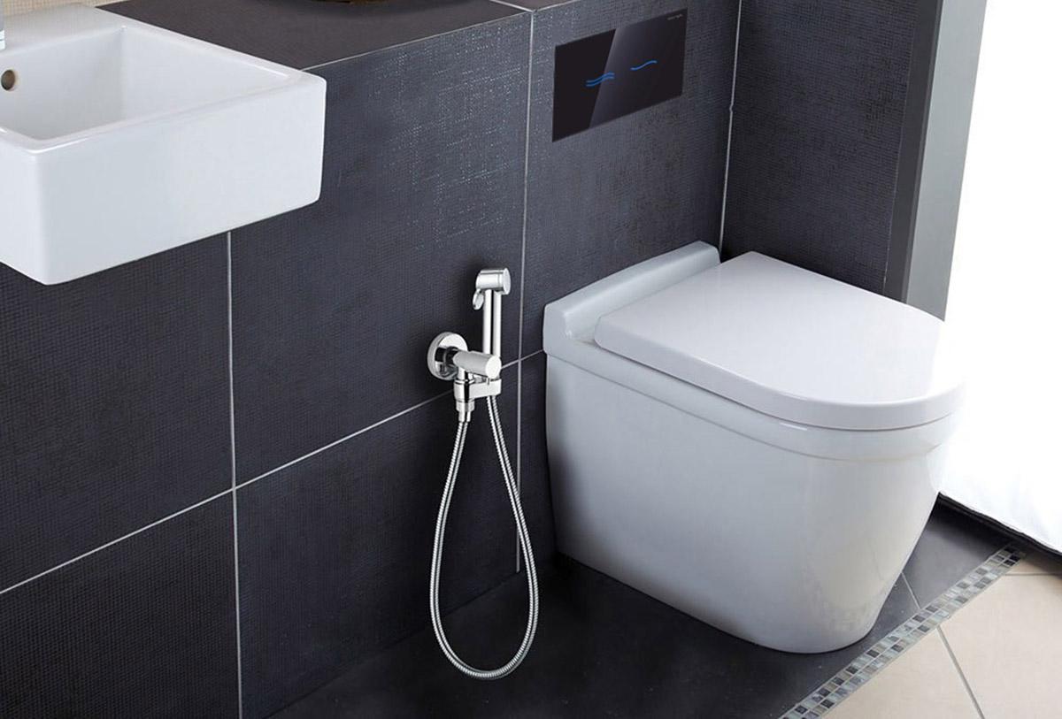 Un nuovo prodotto per il risciacquo wc che diventa silenzioso e confortevole