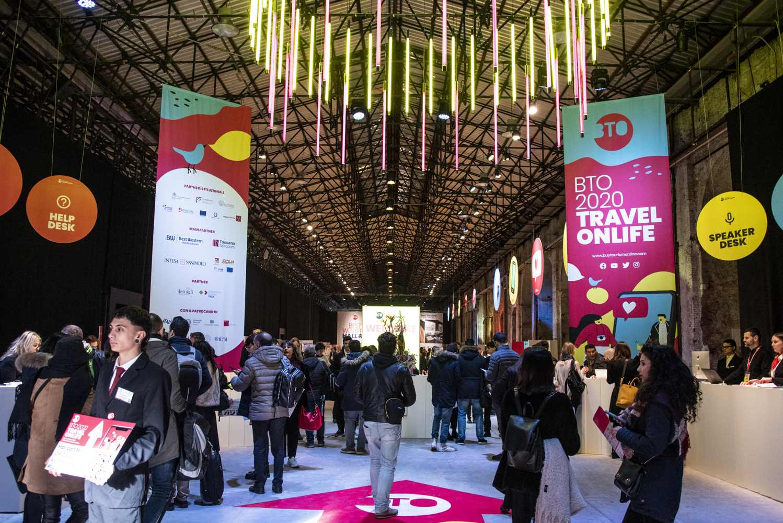 BTO si terrà dal 24 al 30 novembre 2021 in vari luoghi di Firenze