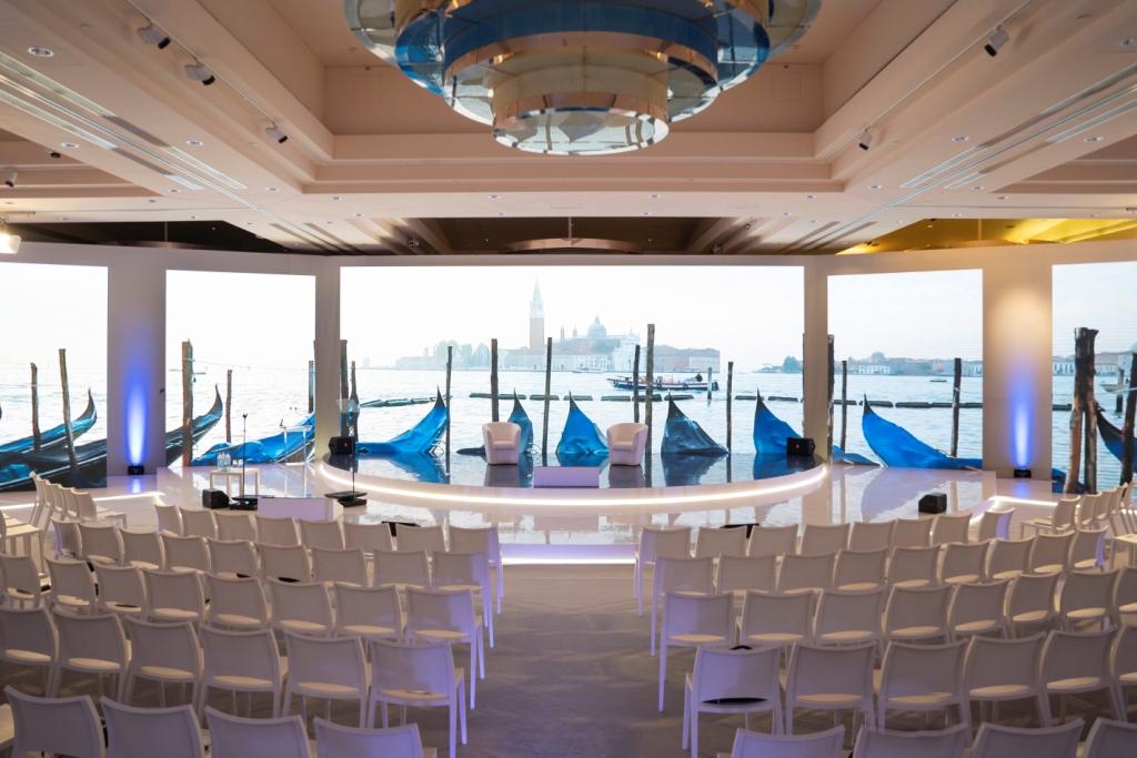 Hilton Molino Stucky Venice è pronto al ritorno dei grandi eventi