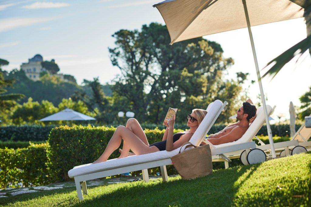 Relax in città al Rome Cavalieri, A Waldorf Astoria Hotel
