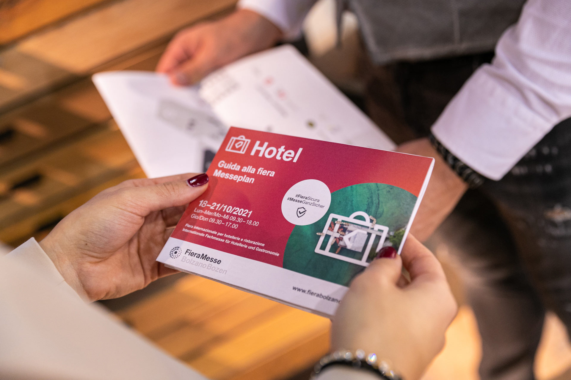 Innovation, Circle, Design, Pioneers: le parole chiave di Hotel 2021