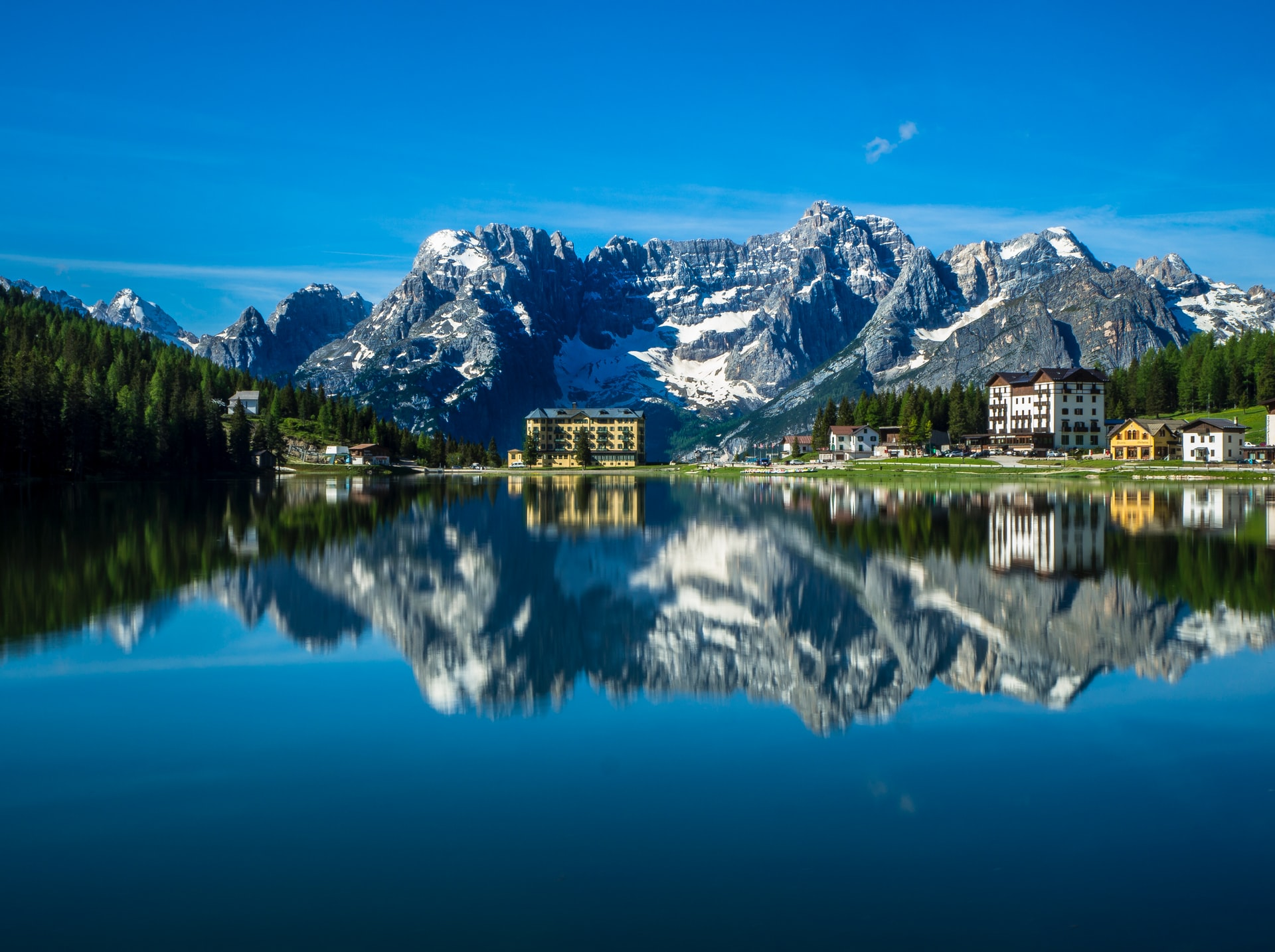Trend alberghi: a tutta montagna